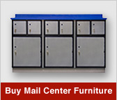 Buy Mail Center Furniture & Parcel Locker Equipment