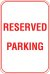 12X18 RESERVED PARKING