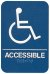 ADA Compliant Signs, Wheelchair Access