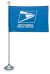 USPS Logo Flag Kit - 3' x 5' Flag