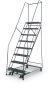 9 Step Industrial Ladder