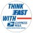 """Think fast with Express Mail"" Pins (100/box)"