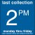 COLLECTION BOX DECALS - 2:00 P.M.