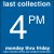 COLLECTION BOX DECALS - 4:00 P.M.