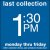 COLLECTION BOX DECALS - 1:30 P.M.