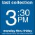 COLLECTION BOX DECALS - 3:30 P.M.