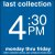 COLLECTION BOX DECALS - 4:30 P.M.