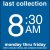COLECTION BOX DECALS - 8:30 A.M.