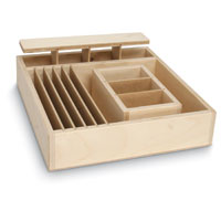 3 Part Organizer for Cash Drawer