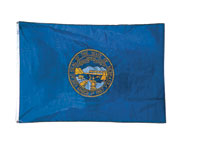 3' x 5' Outdoor State & Territory Flag