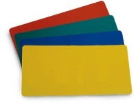 "5¼"" x 10½""  CFS Cards (thick, opaque)"