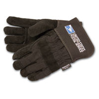 USPS Black Work Gloves