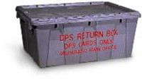 DPS Return Box