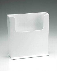 "SINGLE POCKET FOR 6¼""W FORMS-W/BASE"