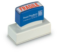 PROCESSING STAMP-FRAGILE