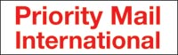 N10-141 PRIORITY MAIL INTERNATIONAL STAMP