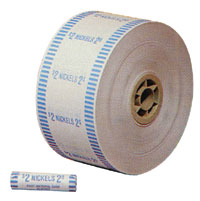 Automatic Coin Roll - 50 penny capacity