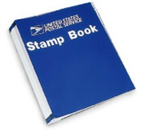 Stamp Book Organizer - Jan-Dec & 1-31