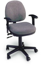 Economical Office Seating with Arms