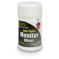 Staticide Monitor Cleaning Wipes
