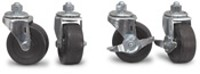 Swivel Caster for Bag Rack + Nut