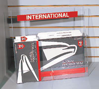 International Forms Holder - Table Top