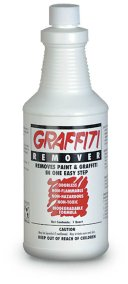 Graffiti Remover - 1 Gallon