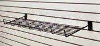 LARGE HANGING WIRE SHELF FOR SLATWALL