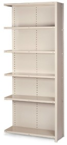 "18""DX36""WX84""H 6 SHELF ADD-ON UNIT"