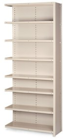 "18""DX36""WX84""H 8 SHELF ADD-ON UNIT"