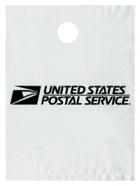 Car Litter Bags with USPS Logo