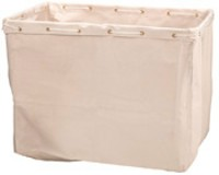 16 Bushel Canvas Replacement Liner