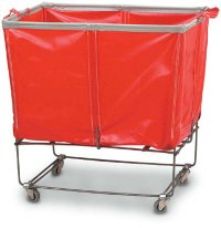 4 Bushel Elevated Basket Truck - Vinyl Permanent