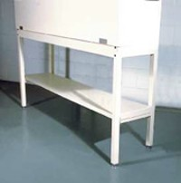 Lower Storage Shelf for 124