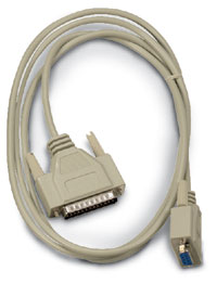 SERIAL CABLE BETWEEN CRADLE AND MODEM