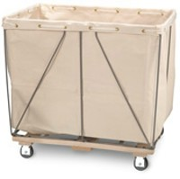 12 Bushel Basket Truck - Canvas Permanent Liner