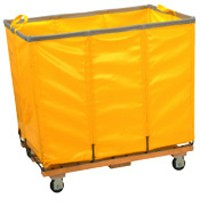 20 Bushel Basket Truck - Vinyl Replaceable Liner