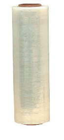 80 Gauge Clear Stretch Wrap  ( Per Case 4 Rolls )