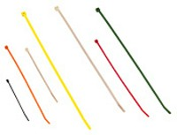 "8"" Natural Nylon Cable Ties (Bag of 1,000)"