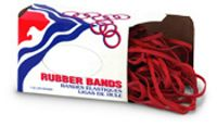 "Box 8½"" Advantage Rubber Bands"