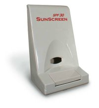 Sunscreen Dispensor