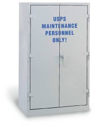 "Heavy Duty Storage Cabinets- 36"" x 21"" x 60"""