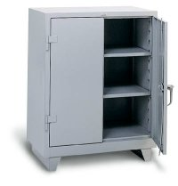 "Heavy Duty Storage Cabinets - 36"" x 21"" x 42"""