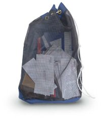 Transparent Mail Collections Bag
