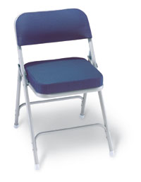 Extra Thick Folding Chair