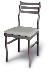 Square Back Chair