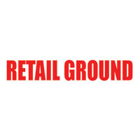 Retail Ground (Former Standard Post) Pre-Inked Stamp