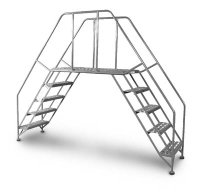 "4 Step Crossover Ladder - 91"" long"