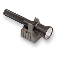 High Powered Rechargeable Flashlight
