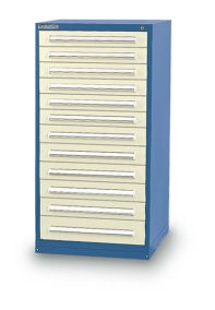 13 Drawer Cabinet (256 compartments)